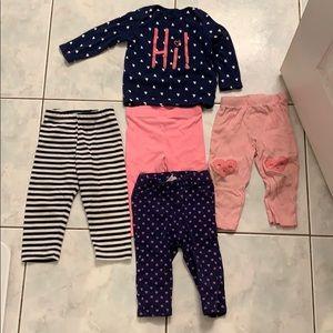 12 month old bundle set